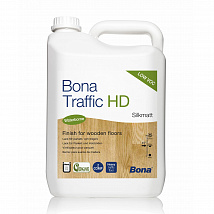 Лак Bona Traffic HD 2K (Matt, Semi-matt, Extramate) (4,95 L)