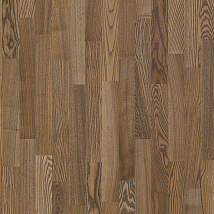 Паркетная доска Floor Wood 3х Полосная ASH Madison brown OIL