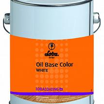 Химия Loba. Oil Base Color белый 2,5 л