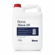 Лак Bona Wave 2K (Matt, Semi-matt, Gloss) (4,95 L)