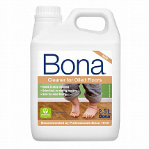 Моющее Средство Bona Cleaner for Oiled Floors (2,5 L)