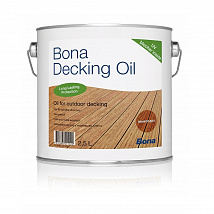 Масло Bona Decking Oil 1K (2,5 L)