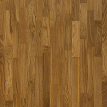 Паркетная доска Floor Wood 3х Полосная OAK Madison brown MATT LAC