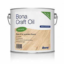 Масло Bona Craft Oil 1K (2,5 L)