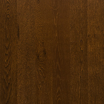Паркетная доска Floor Wood 1 Полосная 138 OAK Madison dark brown LAC 1S