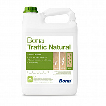 Лак Bona Traffic Natural 2K (4,95L)