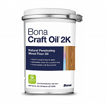 Масло Bona Craft Oil Neutral 2K (1,25 L)