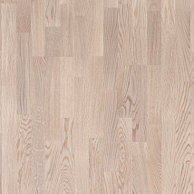 Паркетная доска Floor Wood 3х Полосная OAK Richmond WHITE MATT LAC